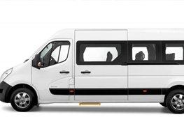 16 Seater Minibus Hire Bedford