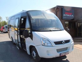 24 Seater Mini Coach Hire Bedford
