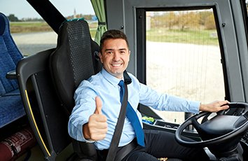 Minibus Hire With Driver Bedford