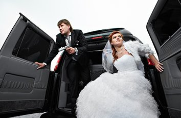 Weddings Coach Hire Bedford